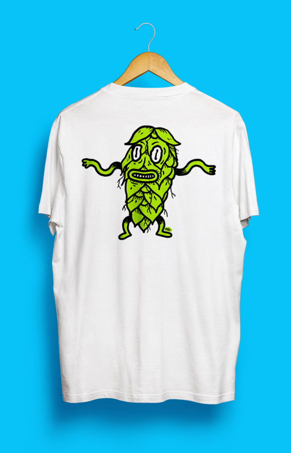 T-Shirt Mr. Hopman / Back